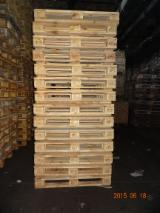 Pallets – Packaging Poland - Epal new palette