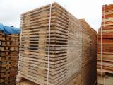 Pallets – Packaging Poland - wooden pallets elements
