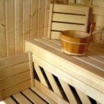 Sauna - Vend  Sauna Sapin  Résineux Européens