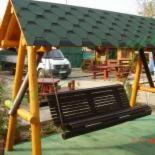 Garden Products Oak European Romania - Spruce (Picea abies) - Whitewood, Children Games - Swings