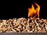 Firewood, Pellets And Residues For Sale - hardwood pellets 40t/mounth