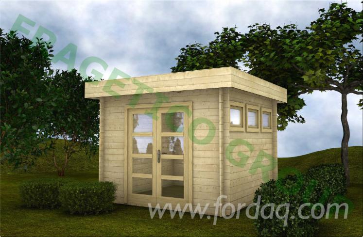 Garden-Log-Cabin---Shed--Fir-%28Abies-alba