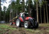 Oprema Za Šumu I Žetvu Poljoprivredni Traktor - Poljoprivredni Traktor CARL STAHL 134 Nova Rumunija