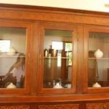 Dining Room Furniture - Epoch Oak Display Cabinets Satu Mare Romania