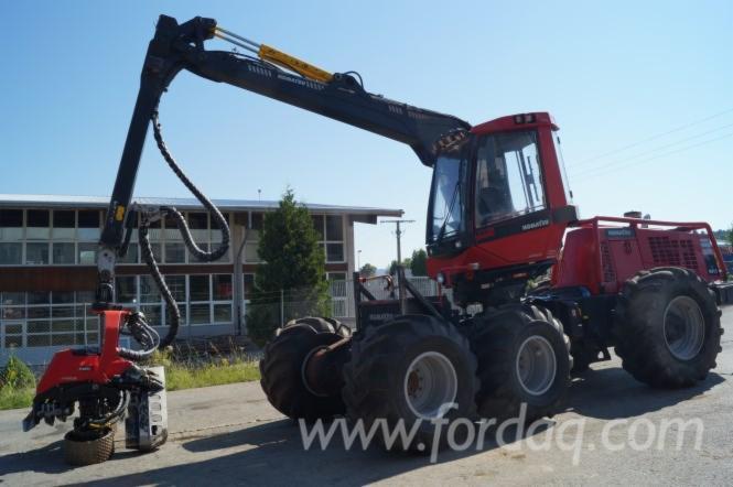 Used-2012-Komatsu--941-1---5123-h-Harvester-in