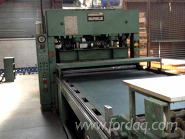 Presses---Clamps---Gluing-Equipment--Board-Gluing-Machine