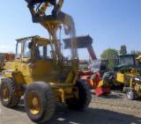 Używane Maszyny Do Przetwarzania I Obróbki Drewna Na Sprzedaż - Transport/ Sortowanie/ Przechowywanie, Układarka (Układarka Czołowa), Alhmann