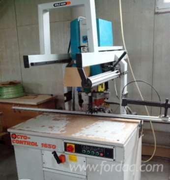 Used-holzher-Boring-Unit-in