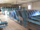 Używane Maszyny Do Przetwarzania I Obróbki Drewna Na Sprzedaż - Transport/ Sortowanie/ Przechowywanie, Stacja Układania, CHEJ