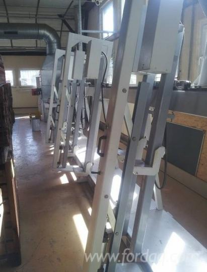 Used-laminating-press-for