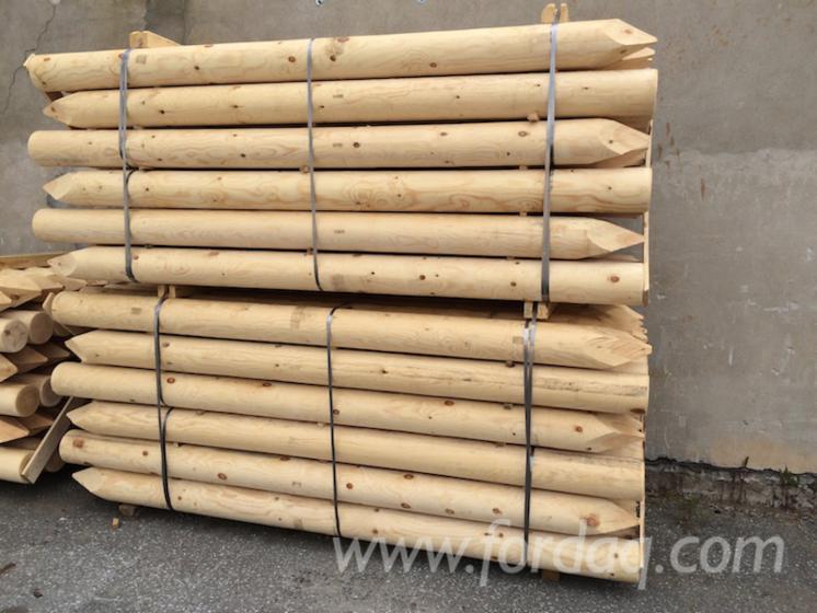 round-wood