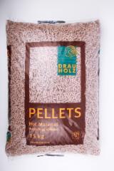 Firelogs - Pellets - Chips - Dust – Edgings - PELLETS BEECH 15kg ENPLUS A2 AT333 - Summer prize until 30.09.2015!!
