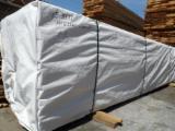 Softwood  Sawn Timber - Lumber Larch Larix Spp. - 25x125 US (1-3) KD Siberian Larch