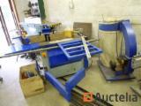 Tendotools Wood Combined Machine 5 operations - Aspiration Unit