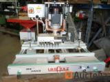 Used 1st Transformation & Woodworking Machinery Belgium - UniHolz Hinges and Latches Drilling machine