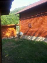 Casă Cu Schelet Din Lemn - casa noua lemn