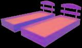 Bedroom Furniture - Softwood rustic beds