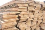 Softwood  Unedged Timber - Flitches - Boules Pine Pinus Sylvestris - Redwood For Sale - Loose, Pine (Pinus sylvestris) - Redwood