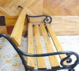 Wholesale  Garden Benches - Contemporary Fir (Abies Alba) Garden Benches Romania