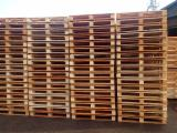 Pallets – Packaging All Coniferous - One-way pallets 1200x800