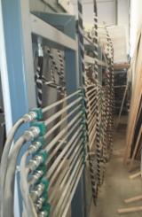 Maszyny Do Obróbki Drewna Na Sprzedaż - Laminated Wood Presses Używane 2007 TRIMWEX SLV-H w Belgia