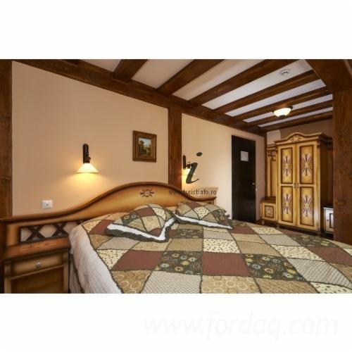Contemporary Fir (Abies Alba) Hotel Rooms Romania