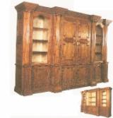 Living Room Furniture Traditional - Bookcase, Design, 5+ pieces Spot - 1 time