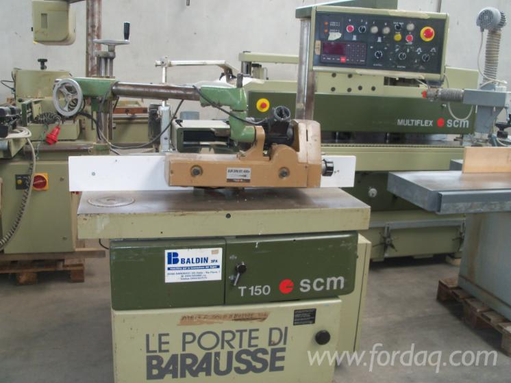 Polovna-1990-Single-spindle-moulders-SCM-T150-sa