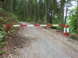 Forest Services - Schranken, Germany