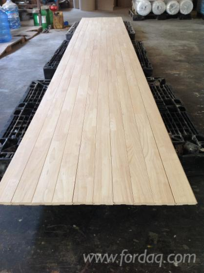 Massivholz, Kautschukbaum, Innenwand-Verkleidungen