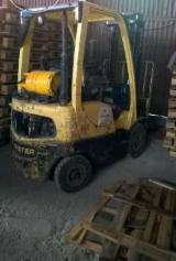 Front Stacker - Used Hyster 2007 Front Stacker For Sale Romania