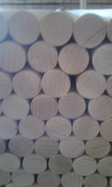 Beech Wood Components - Beech Furniture Components, 12-48 mm