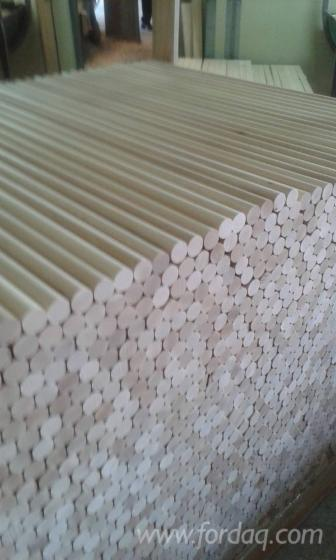 We produce elements for wood furniture