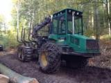 Buy Or Sell Used Wood Harvester Belgium - Used skidder for sale