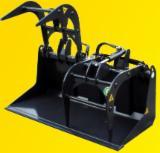 New Forest Harvesting Equipment - Accessories for Harvesting Machines, Grapple, DaewoolJohn Deer