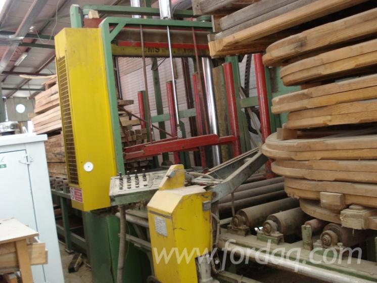 Vend-Machine-%C3%80-Couper-Les-D%C3%A9s-De-Palette-CMS-PMI120-EL-Occasion