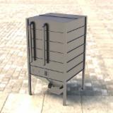 Sisteme De Depozitare Pellet Storage System Nou in Irlanda