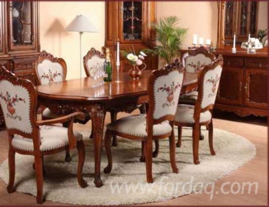 european dining room furniture | Wholesale Contemporary Oak (European) Dining Room Sets Romania