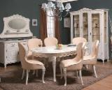 Dining Room Furniture Contemporary Oak European For Sale - Dining Room Sets, Contemporary, -- pieces Spot - 1 time