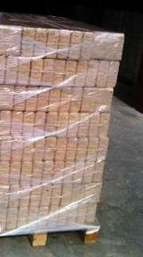Wholesale Beech (Europe) Wood Briquets in Romania