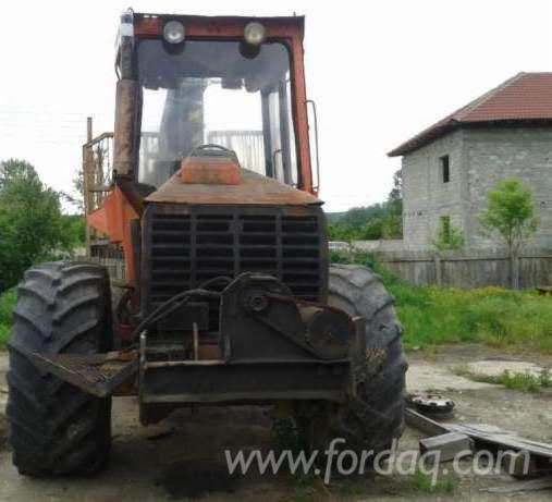 Used-VALMET-Forwarder