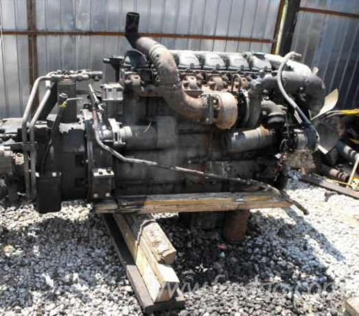 Used-Man-Motor-Man-380-CP-Turbo-Diesel-in