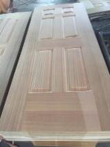 Engineered Panels China - HDF moulded door skin