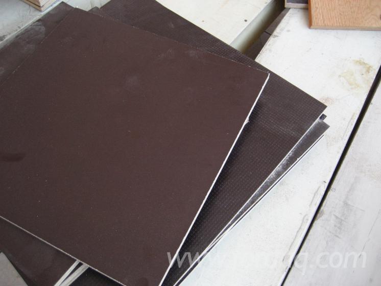 Vend Contreplaqué Filmé (Brun) Chêne Blanc 2~20 mm Chine