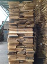 Hardwood  Unedged Timber - Flitches - Boules - Loose, Oak (European)
