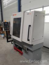 Used 1st Transformation & Woodworking Machinery Belgium - Sharpening machine for TCT circular blades