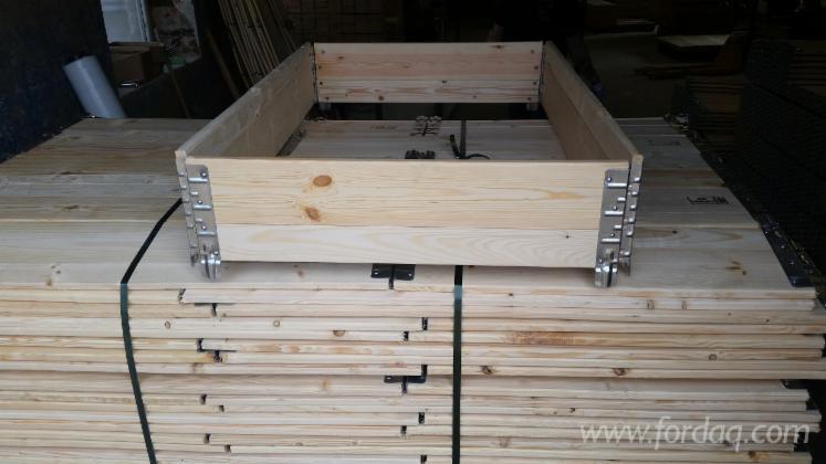 Neue Aufsatzrahmen A Ware 1200x800x200mm Ippc