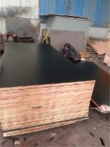 Plywood Other Species For Sale - Black film faced shuttering plywood, concrete shutterply, consturction formwork