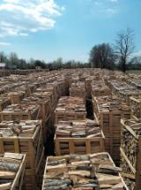 Wholesale  Firewood Woodlogs Cleaved Romania - Beech wood pallets
