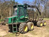 Used 1997 Timberjack 810B Forwarder in Germany